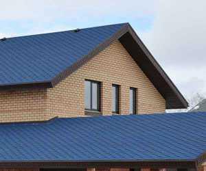 Синий, нарезка  стандарт - дом