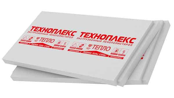 Техноплекс - Экструзионный пенополистирол